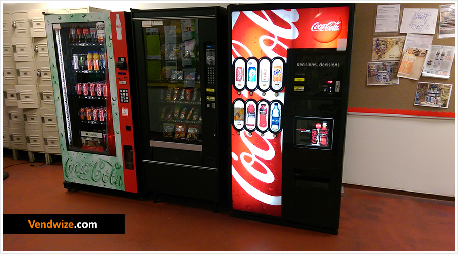 Beverages Vending Machines and Snack Vending Machine