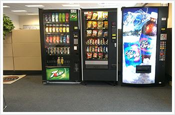 vending machine service company